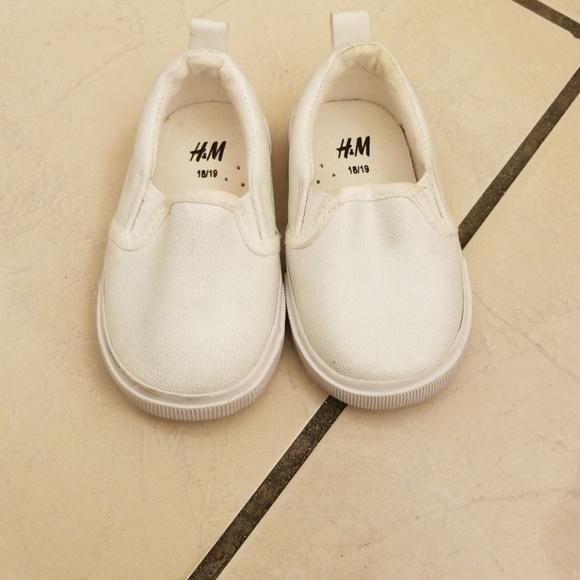 H\u0026M Shoes   H M White Shoes   Poshmark